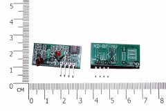 315M Superregeneration Wireless Receiver Module